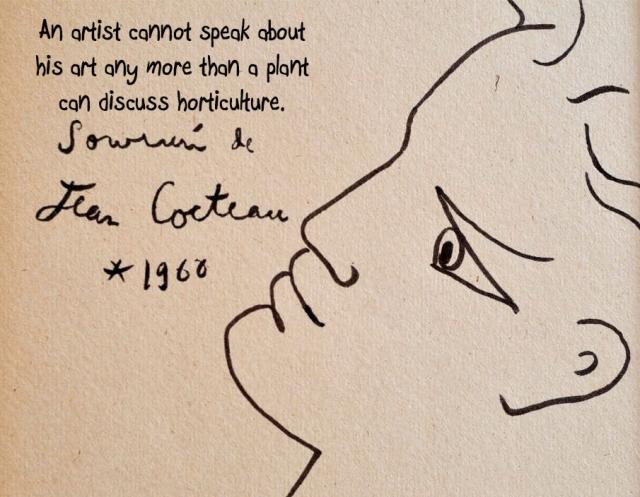Jean Cocteau Quote